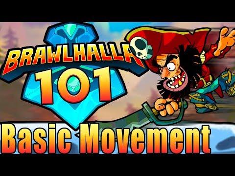 Basic Movement | Brawlhalla PS4 Tips | Brawlhalla 101