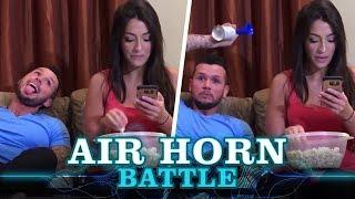 Air Horn Battle Girlfriend VS Boyfriend