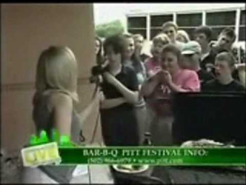 Pitt Academy BBQ WBKI CW_Part B.wmv - 05/30/2010