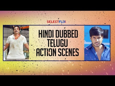 Hindi Dubbed | Telugu Action Scenes | Latest Hindi Dubbed 2019 Movies