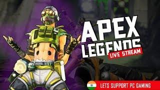 Playing Apex Legends Tournament LIve Lets Go.