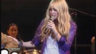 Watch Hannah Montana Been Here All Along video