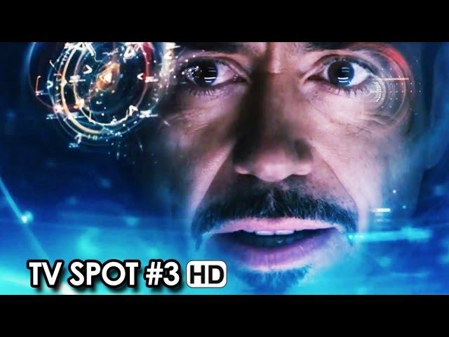 Avengers: Age of Ultron TV Spot #3 (2015) - Avengers Sequel Movie HD