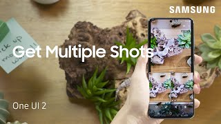 01. Capture photos and videos with Single Take mode on One UI 2.1-3.0 | Samsung US