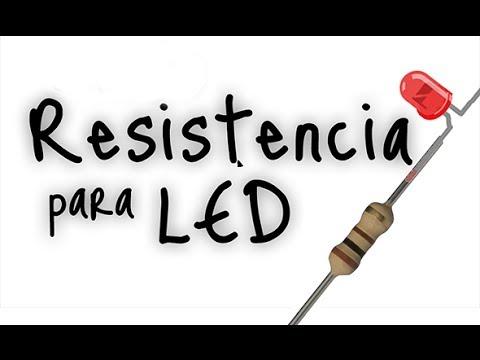 Resistencia para led