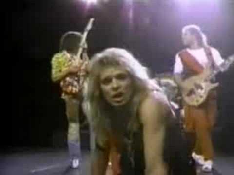 Van Halen-Jump Official Video
