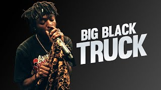 "J.I.D Performs NEW Unreleased Song ""Big Black Truck"""