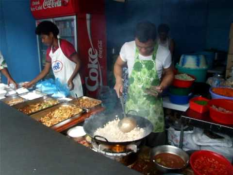 Joji's 3-minute Chilli Chicken at Fiji Showcase