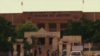 Niger, Procès des sept militants du parti de l'opposition Hama Amadou