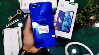 OPPO A5 BLUE 2019 Price in Pakistan - Oppo A3s 3GB Killer?