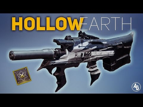 Hollow Earth is the BEST 720 Auto   Destiny 2