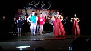 Nhảy Hàn Quốc - Nhảy ba con gấu - Ulis 2013