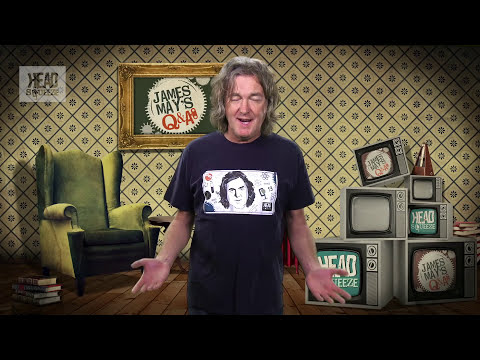 Why are some people left-handed? - James May's Q&A (Ep 39) - Head Squeeze