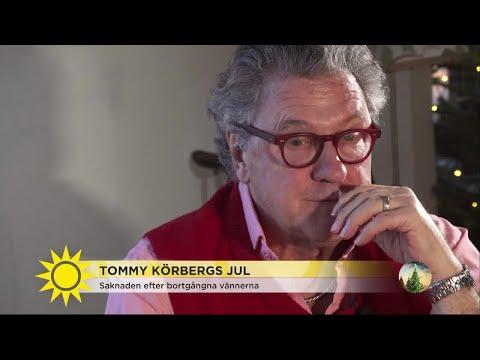 """Tommy Körberg: """"Jag har slösat bort mycket tid på att dricka""""  - Nyhetsmorgon (TV4)"""