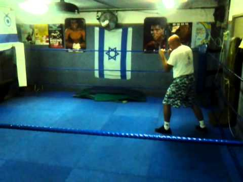 boxing steps, pivots, sidesteps and basic footwork.mp4 Image 1