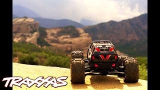 Traxxas Summit - Rock Climbing Adventure