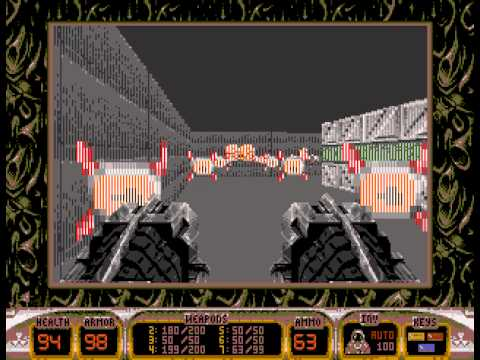 Duke Nukem 3D - Devastator - User video