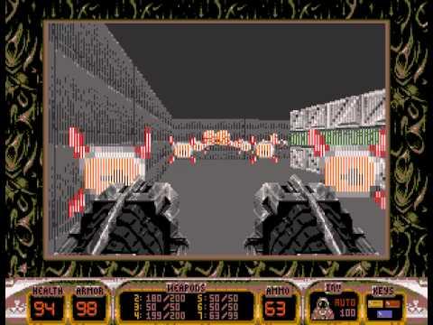 Duke Nukem 3D - Devastator - User video