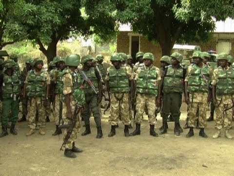Military operation still underway in Northern Nigeria