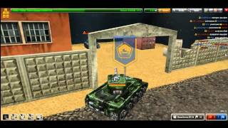 Jump Tank!  (further review)   Тanks cheats online!