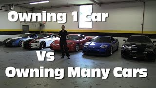 Cost Of Owning Fun Cars