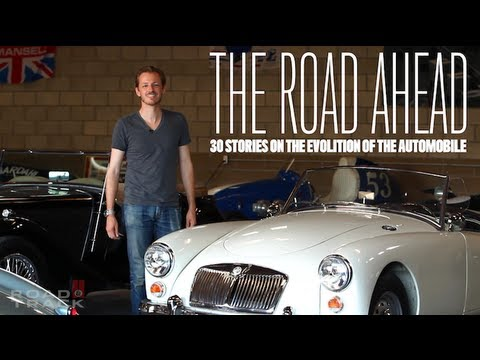 Road & Track's New Series, The Road Ahead, Investigates Evolution in the Automotive World