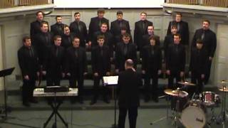 "BCF Male Chorale ""Big Mighty God"""