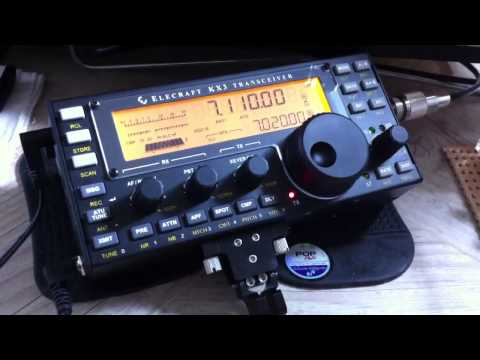 Elecraft KX3 SSB PY2QH and PY2FSG QRP