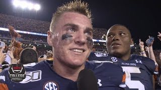 Auburn reacts to thrilling Iron Bowl win vs. Alabama | College Football on ESPN