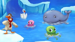 Learn Wild Animals & Farm Animals ,Sea Animals | Learn Animals for Kids