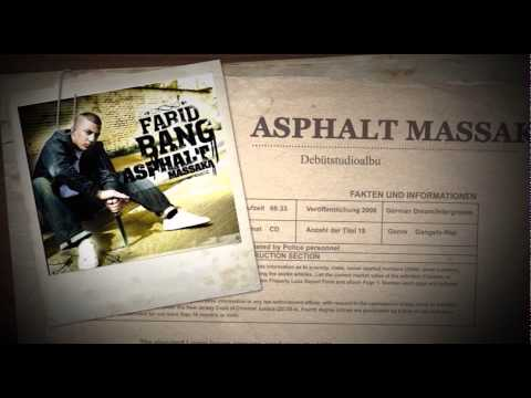 Farid Bang ► DIE AKTE BANG! ◄ [ DVD Trailer #1 ] NUR in der AM3 Box