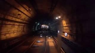 TUE Hyundai Rotem 420 - Trecho entre Republica e Luz