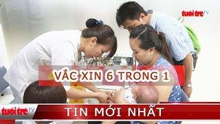 Vắc xin Hexaxim 6 trong 1 lần đầu tiên có mặt tại Việt Nam