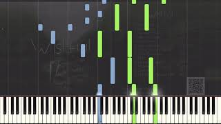 Dyathon I Saw You In A Dream Piano Tutorial Synthesia