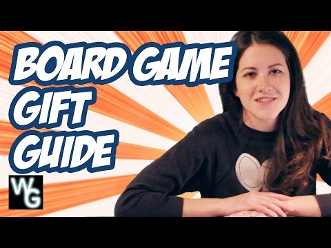 Board Gamer Gift Guide - 2014 Edition