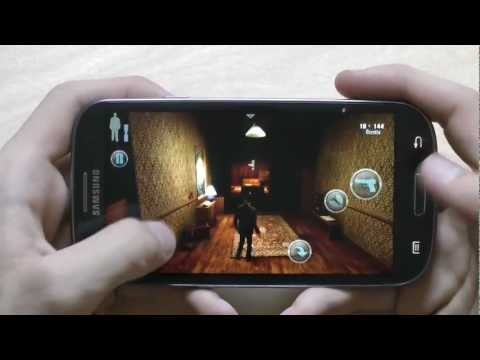 Max Payne For Samsung Galaxy S3 Gameplay & First Hands-On Review