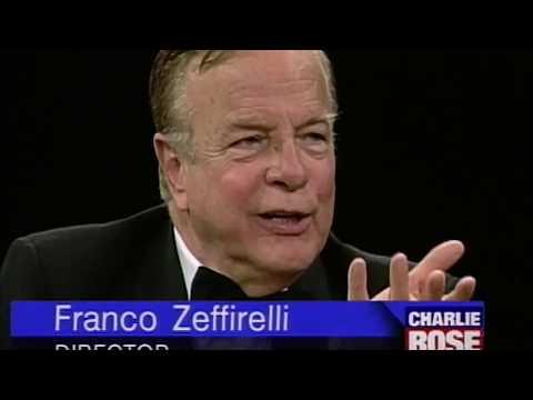 Franco Zeffirelli interview (1996)