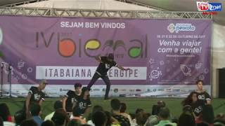IV Bienal do Livro de Itabaiana ( Domingo) - AO VIVO