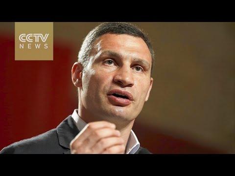 Exclusive: Kiev Mayor Vitali Klitschko on ending the Ukraine conflict