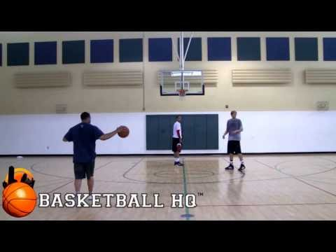 Basketball Rebounding Drills - Kevin Love Rebounding Drill