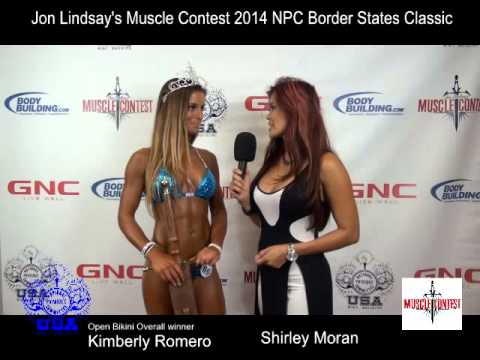 2014 NPC IFBB Border States XXXVI Open Bikini Overall