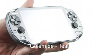 Playstation Vita (Importgert aus Japan) - Test von Golem.de