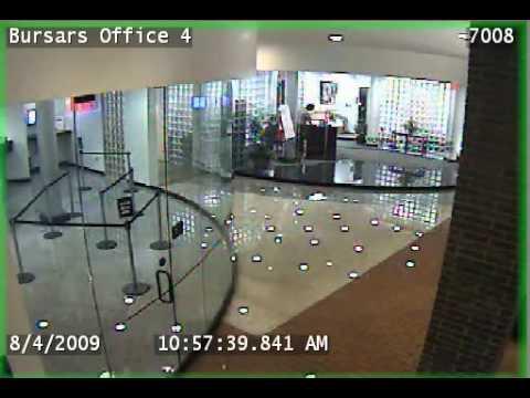 Flooding in Bursar's Office Time-lapse video of flooding in Bursar's ...