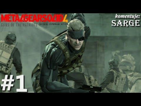 Zagrajmy W Metal Gear Solid 4 [napisy Pl] Odc. 1 - Ostatnia Misja Solid Snake'a video