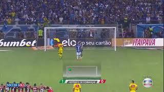 Pênaltis + Entrega da Taça (Globo) - Cruzeiro 0(5)x(3)0 Flamengo - Copa do Brasil 2017