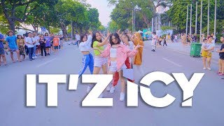 [KPOP IN PUBLIC CHALLENGE] ITZY (있지) - ICY (아이씨) Dance Cover By The D.I.P