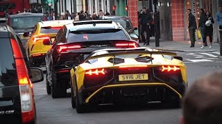 Supercars in London October 2018 - #CSATW37