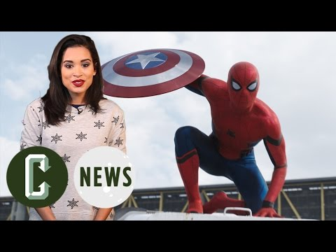 Spider-Man: Homecoming to Feature Spidey Suit Upgrade | Collider News