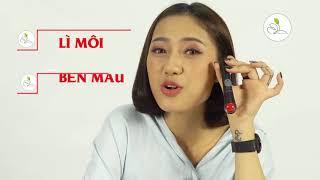 Trang Cherry 5s online giới thiệu son roses   son kem li cao câp   review son roses