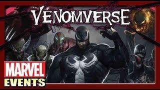 VENOMVERSE : ศึกเขมือบอสูรกาย วายร้ายพิทักษ์โลก!! [Marvel Events]